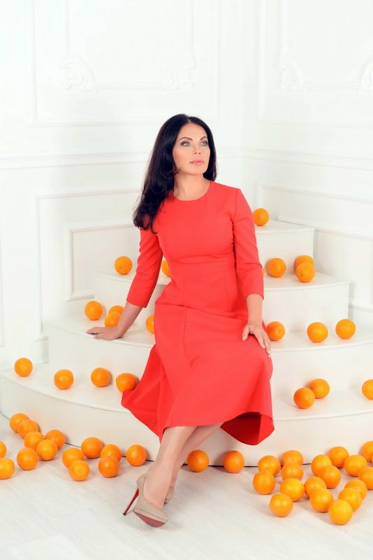 фото Лады Литовченко для Cat Orange