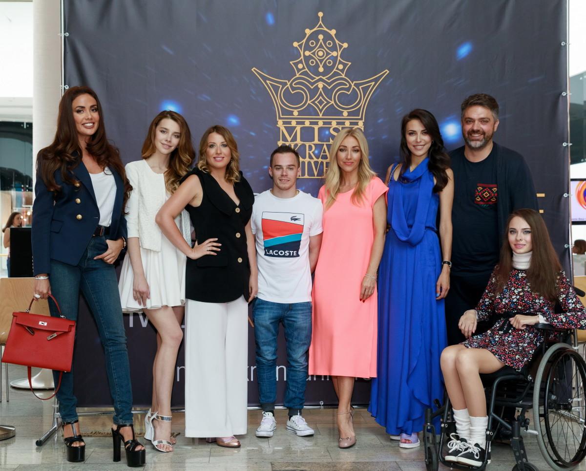 кастинг конкурса мисс украина вселенная 2007