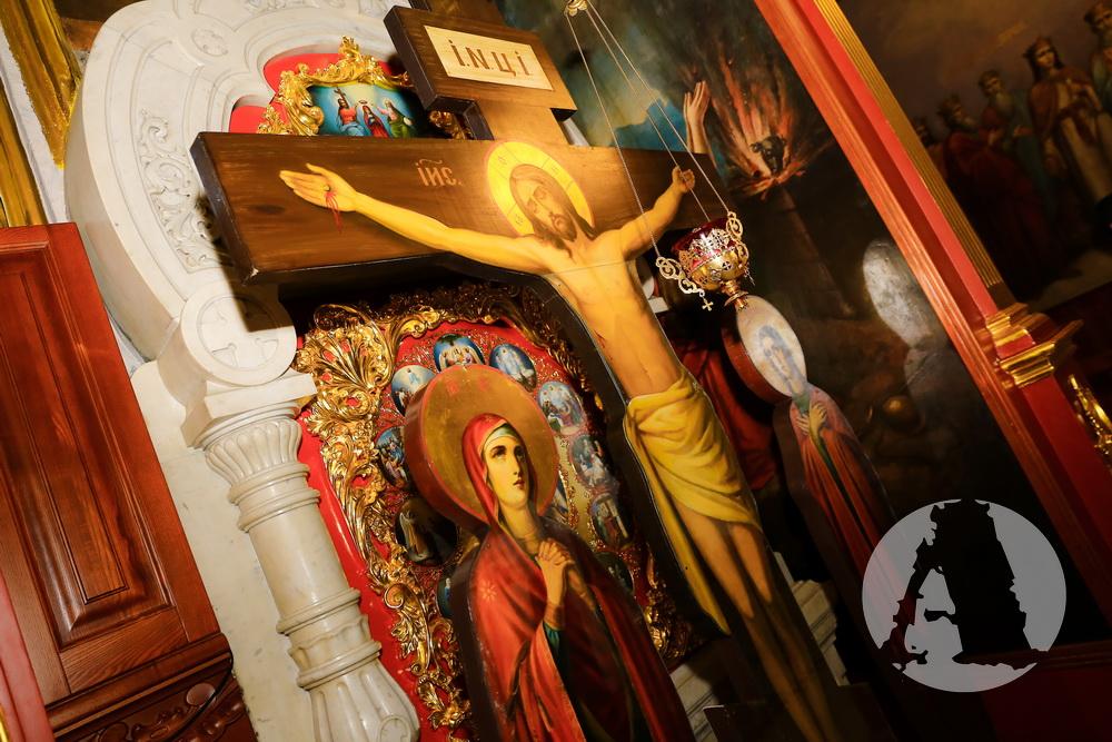крестовоздвиженский храм киево-печерской лавры