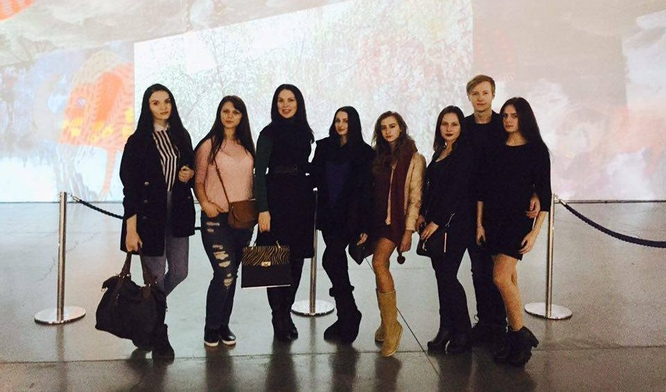 литовченко влада и студенты фото