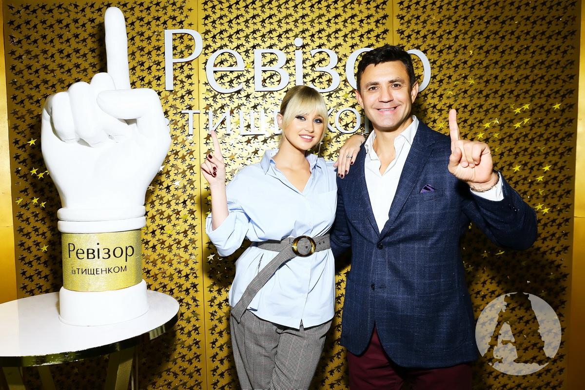 николай тищенко с супругой фото
