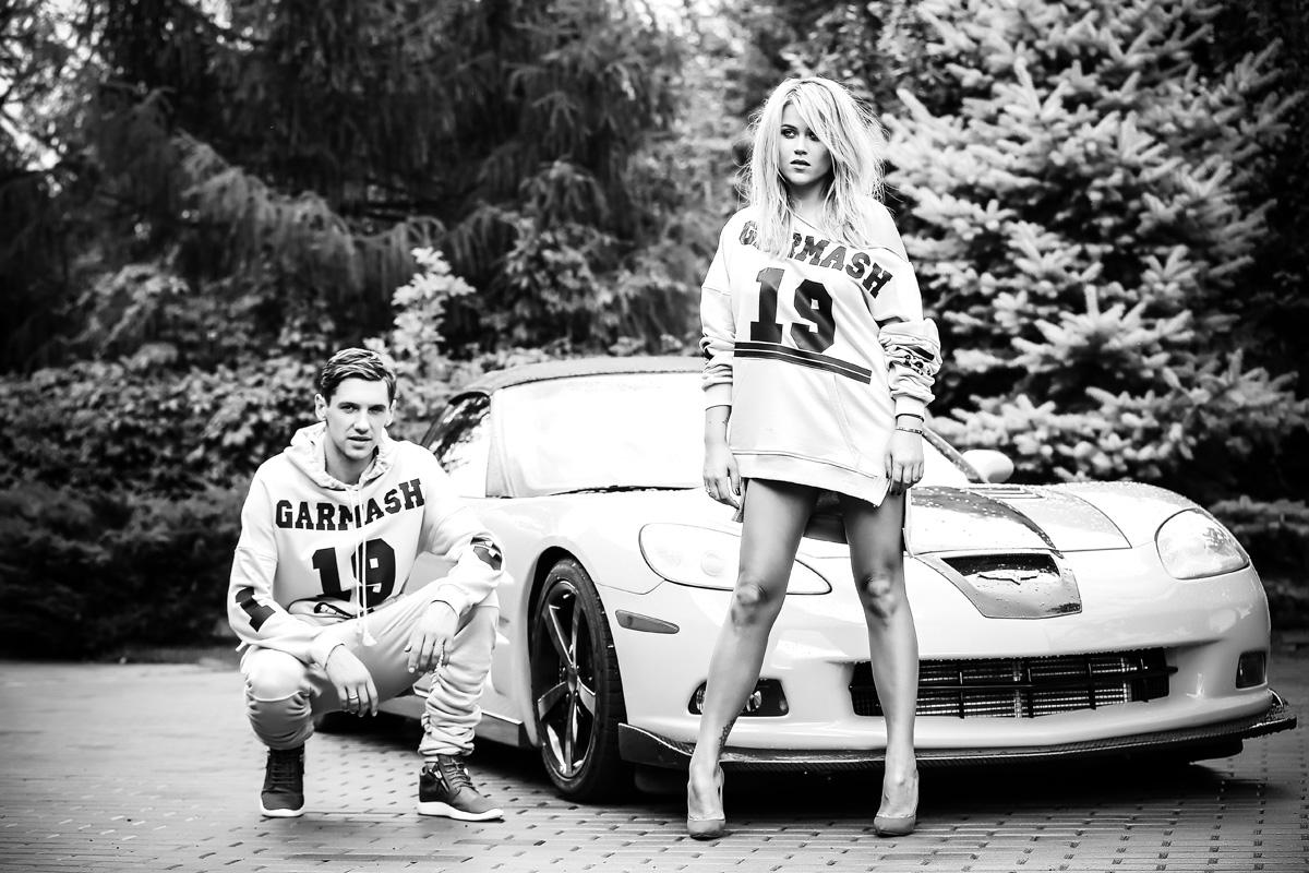 Денис Гармаш с супругой фото