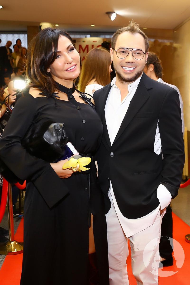 foto Юлия Айсина и Andre Tan