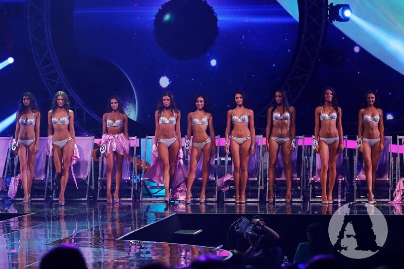 конкурс «Мисс Украина 2017» фото участниц в купальниках