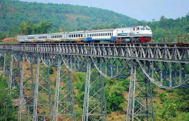 Железная дорога Арго-Геде фото