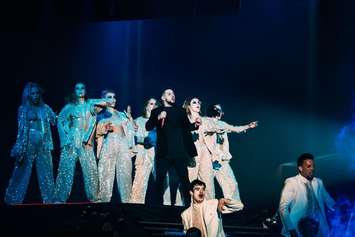 монатик с балетом шоу vitamin d