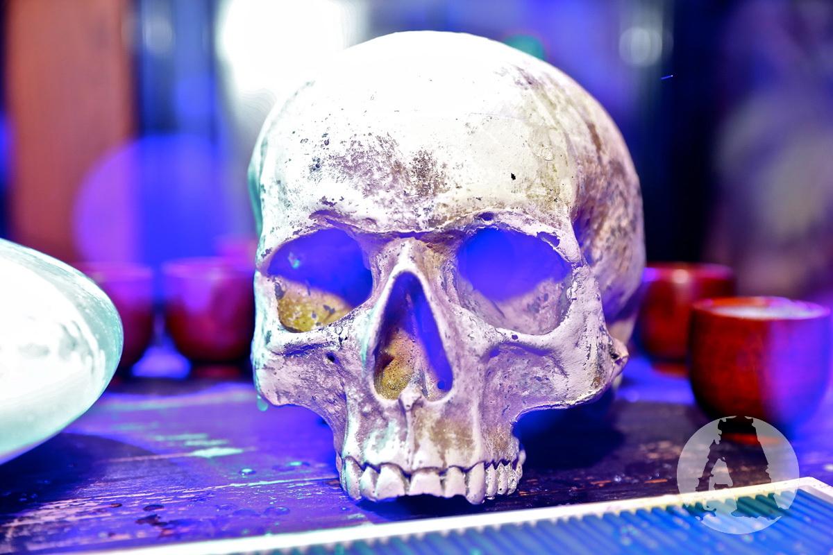череп фото