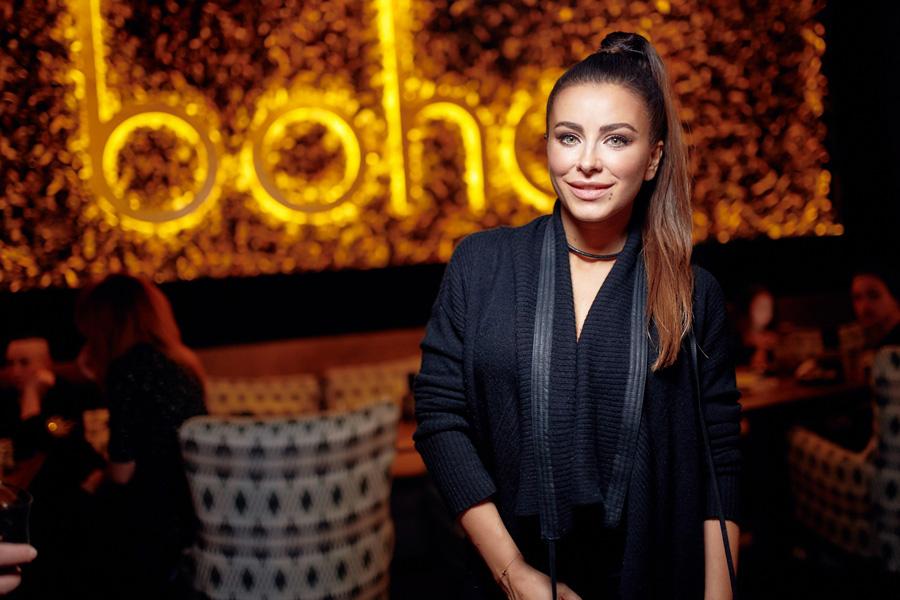 """Ани Лорак на Afterpaty в ресторане """"BOHO"""" фото"""