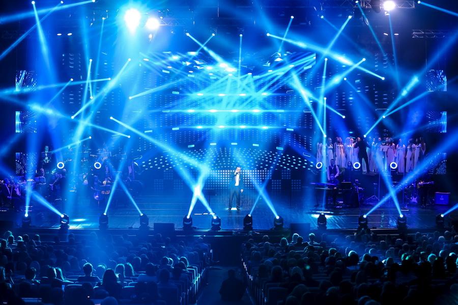 вытупление александра пономарева на сцене дворца украина фото