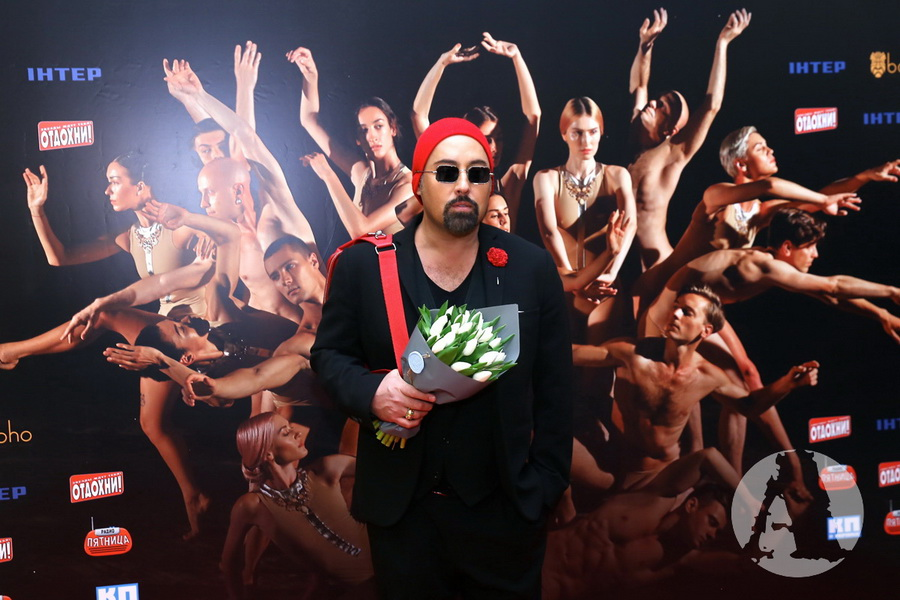 Дмитрий Коляденко поздравил freedom ballet с 15-ти летием фото