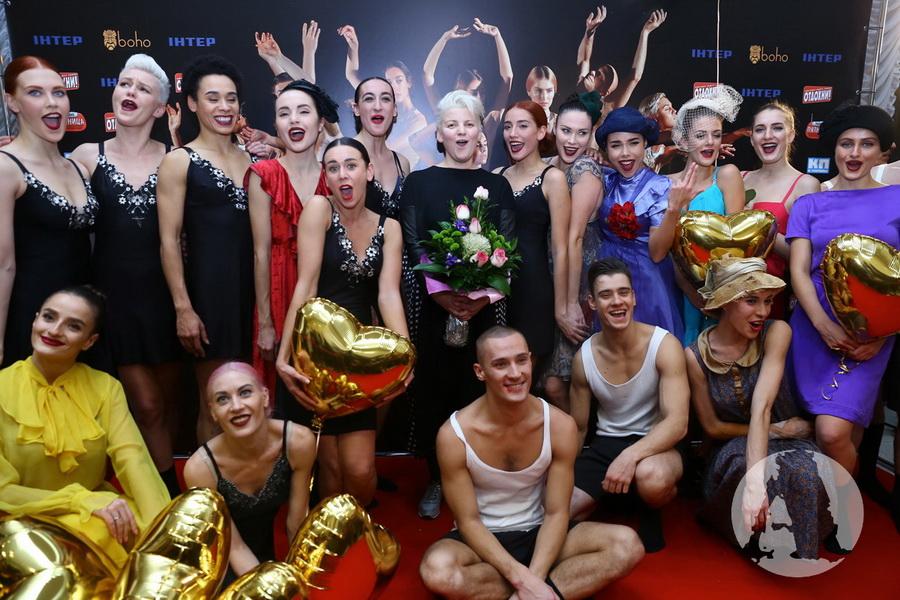 дворец украина празднование юбилея freedom ballet