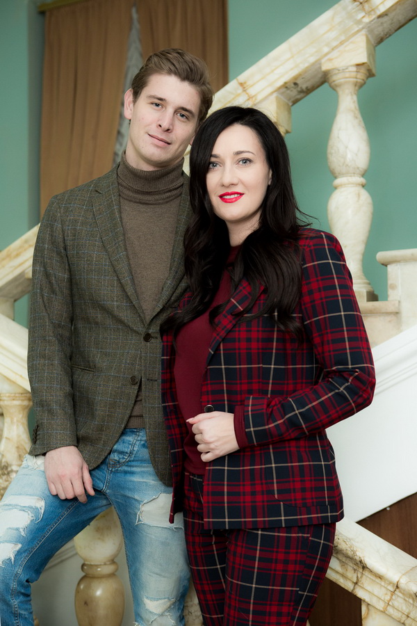 Соломия Витвицкая с мужем на концерте Влада Сытника  фото