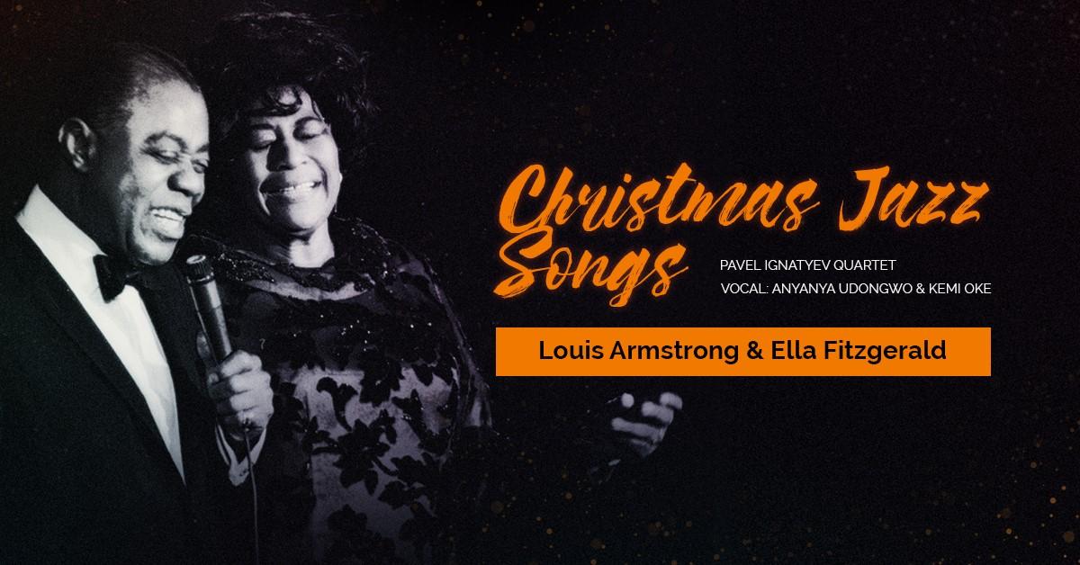 постер christmas jazz songs