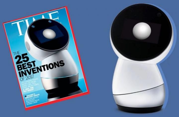 робот jibo