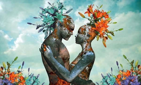 картинка влюбленной пары