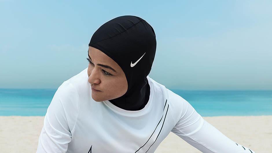 хиджаб от nike фото