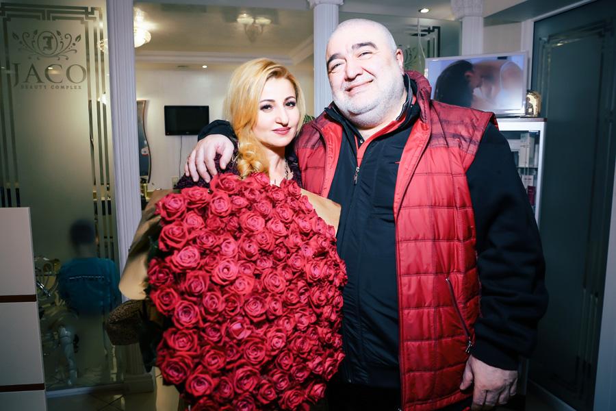 Гарегин Рафаэлович Арутюнов и Жанна Арутюнова фото