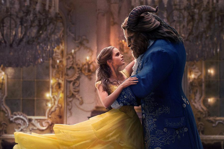 фото танца красавицы с чудовищем