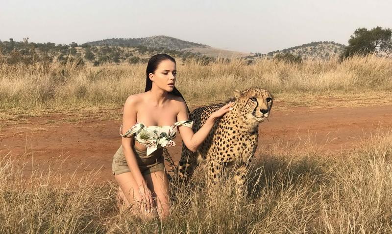 my ree в южной африке фото
