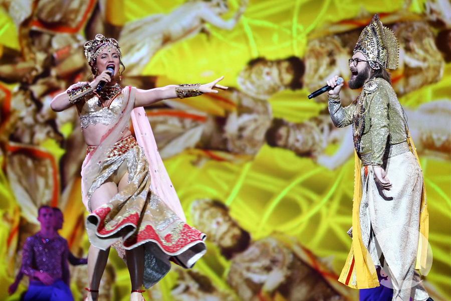 фото Ольга Цибульская и DZIDZIO на М1