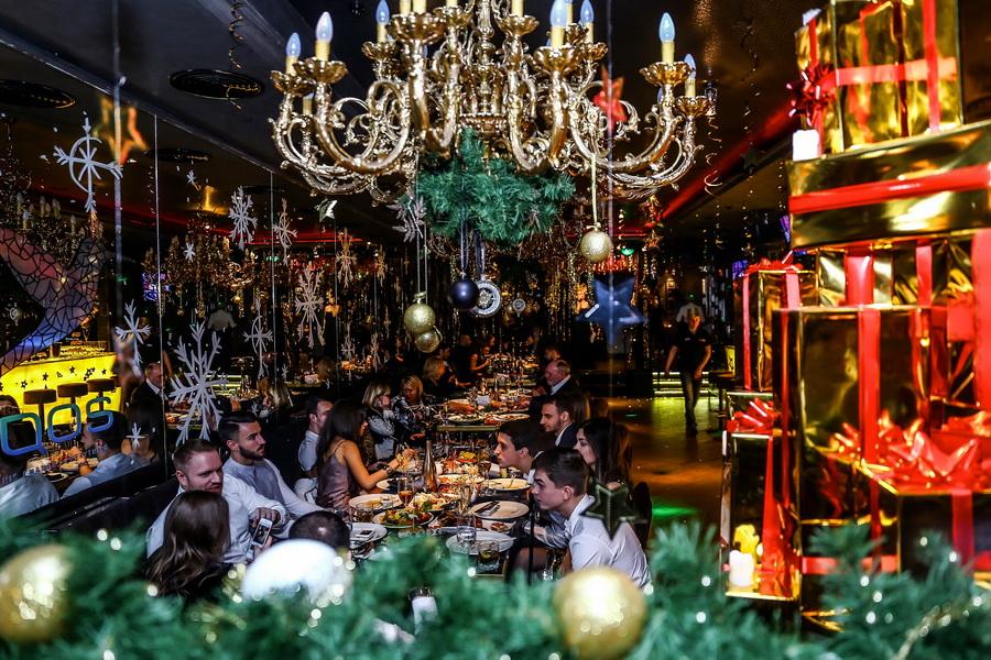 ресторан тургенеф принимает гостей в новогоднюю ночь