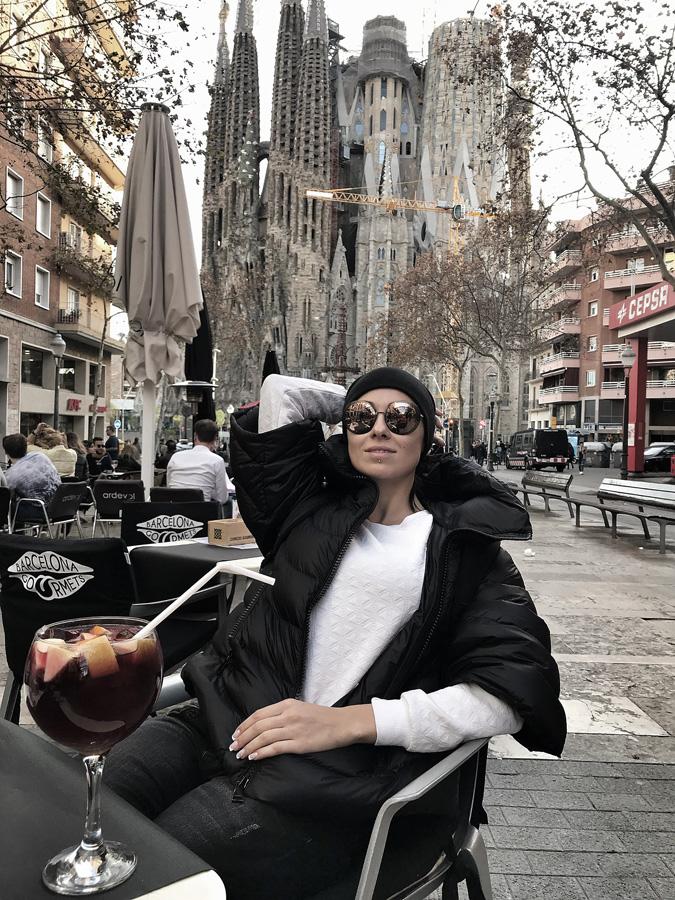 Анастасия Кумейко DJ NANA в Барселоне фото
