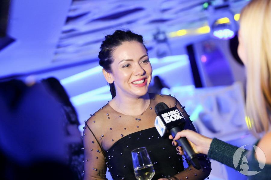 певица Phantomx Полина Крупчак в клубе Indigo фото