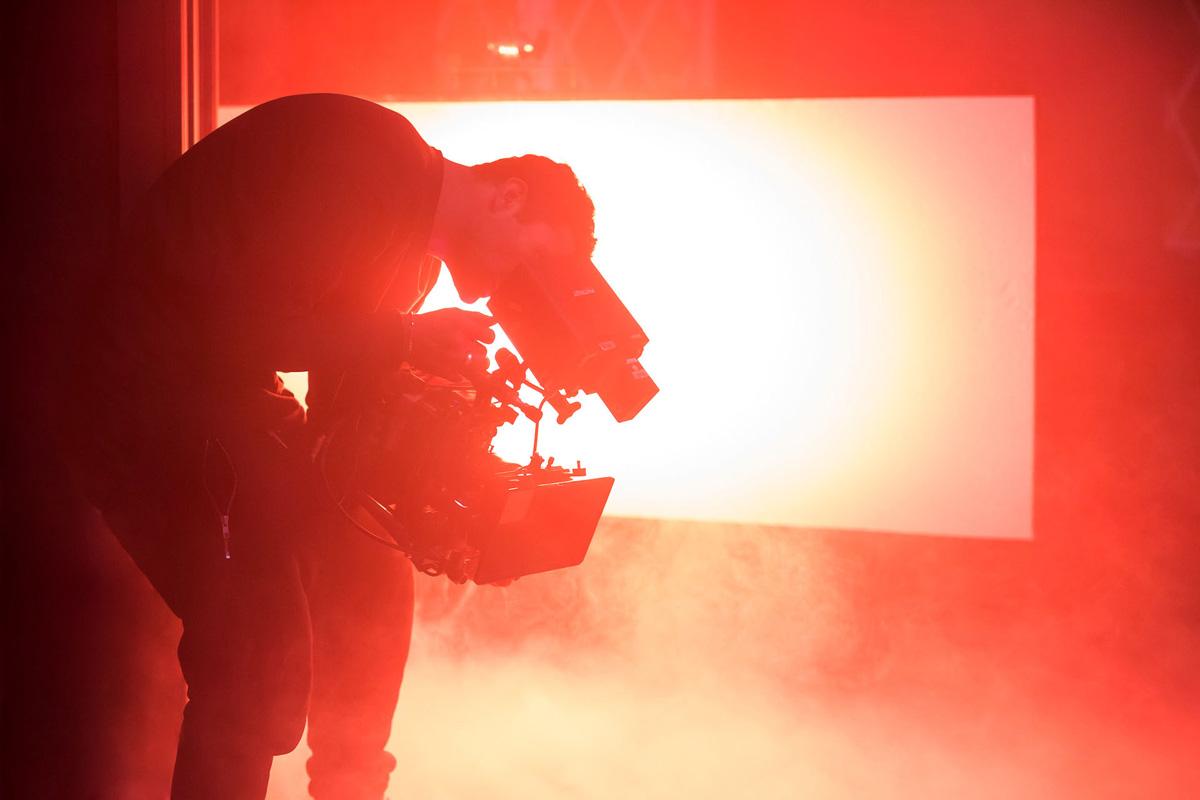 Серж Бандерас снимает клип для Ирины Билык фото