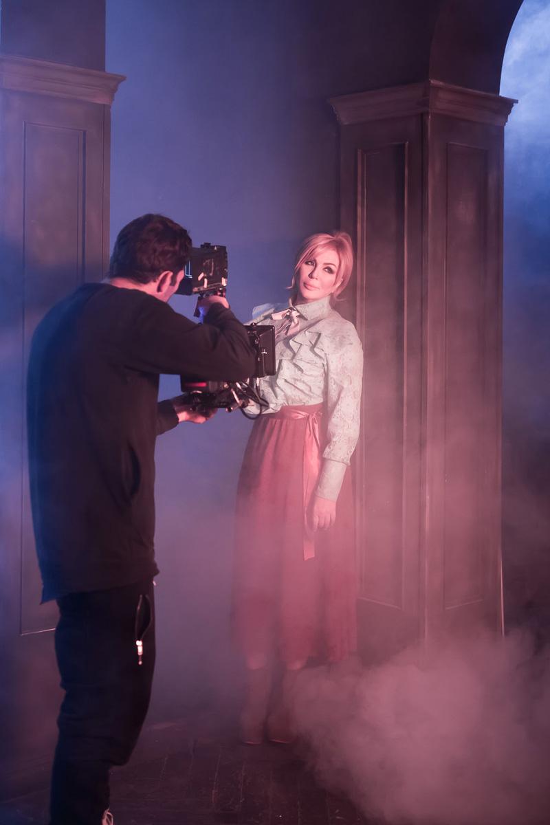 Ирина Билык съемки клипа «Не питай» фото