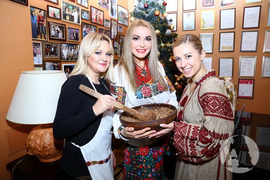 ольга сумская, тоня матвиенко и наталья бучинская на фестивале winter romantik fest