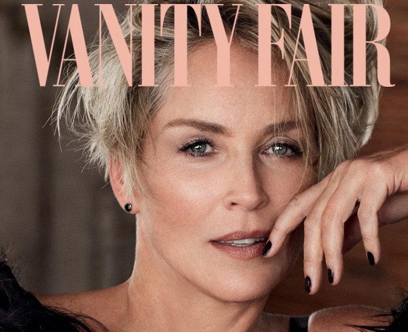 обложка для журнала Vanity Fair