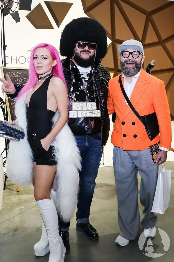 фото Серж Смолин и мистер BIG BOSS на UWF-2018