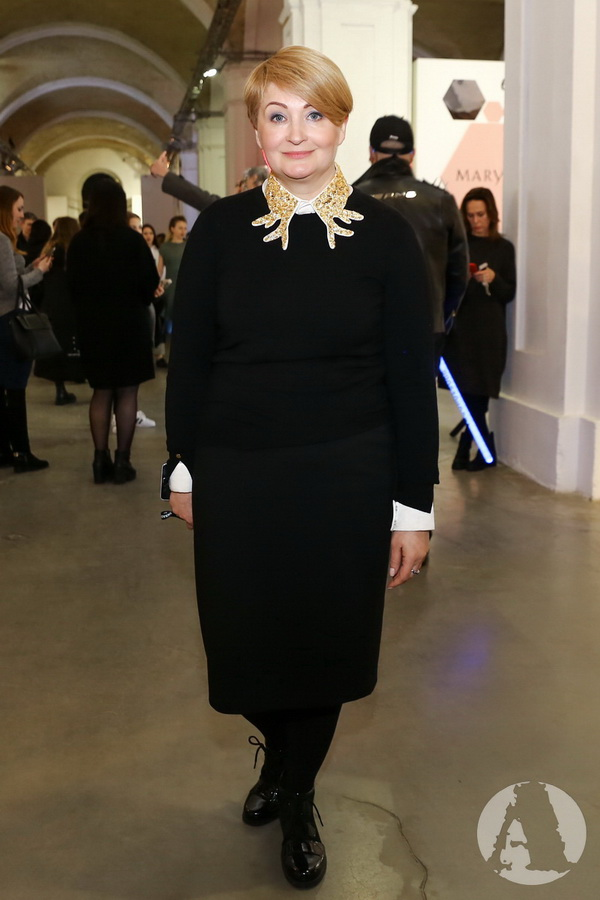 организатор Ukrainian Fashion Week Ирина Данилевская фото